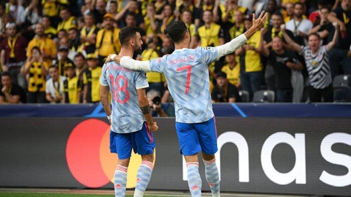 Gol Ronaldo Sia-sia, Setan Merah Menyerah di Kandang Young Boys, Wan-Bissaka Diusir, Lingard Blunder