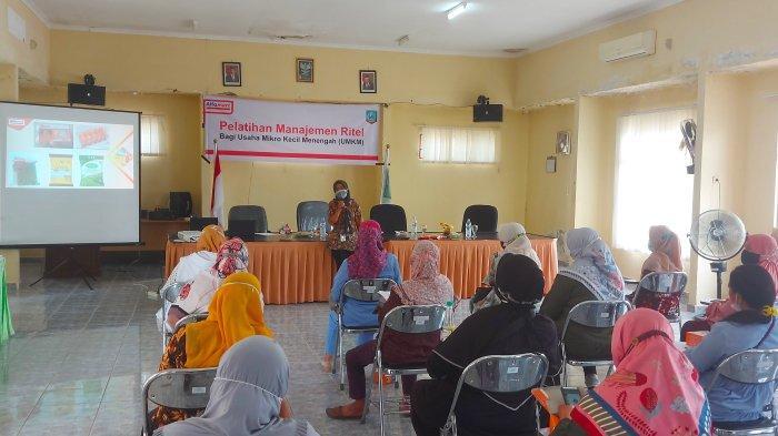 UMKM di Belitung Timur Harap Bisa Bermitra dengan Alfamart