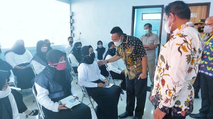 Pantau Seleksi CPNS, Bupati Belitung Timur Tegaskan Tak Ada Pelamar Titipan, Semua Transparans