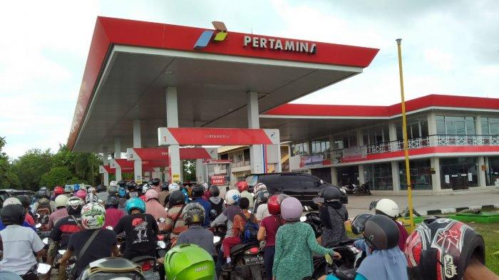 Sepekan Lebih BBM Langka di Belitung Timur, Bupati Ingatkan Masyarakat Harus Jujur