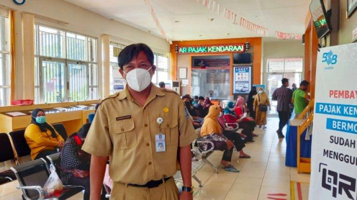 Agustus Lalu Over Target, UPT Bakuda Belitung Optimistis Ada Peningkatan Pembayaran Pajak Kendaraan