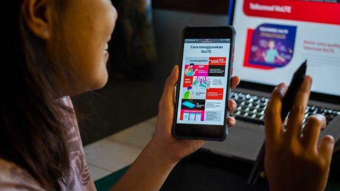 Layanan VoLTE Kini Hadir di 219 Kota, Telkomsel Terus Memperkuat Ekosistem 5G