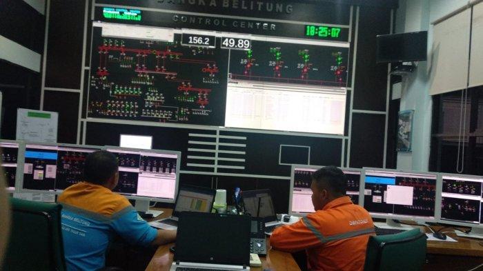 Kerahkan Tim Expert dan 198 Petugas, PLN Percepat Pemulihan Gangguan Sistem di Bangka