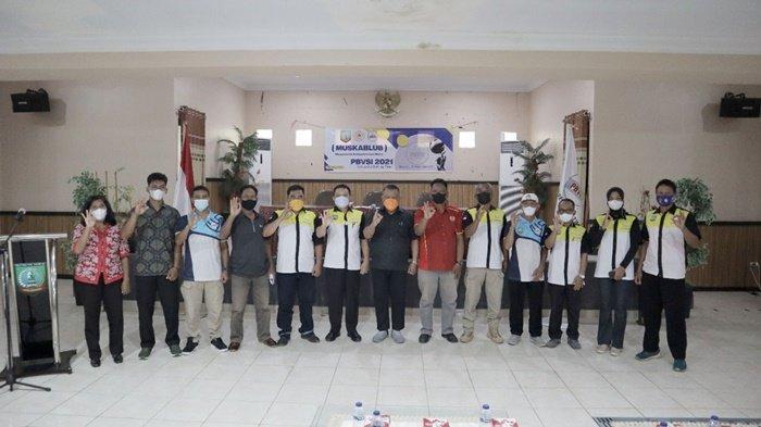 Terpilih Menjadi Ketua, Khairil Ingin PBVSI Belitung Timur Kembali Eksis