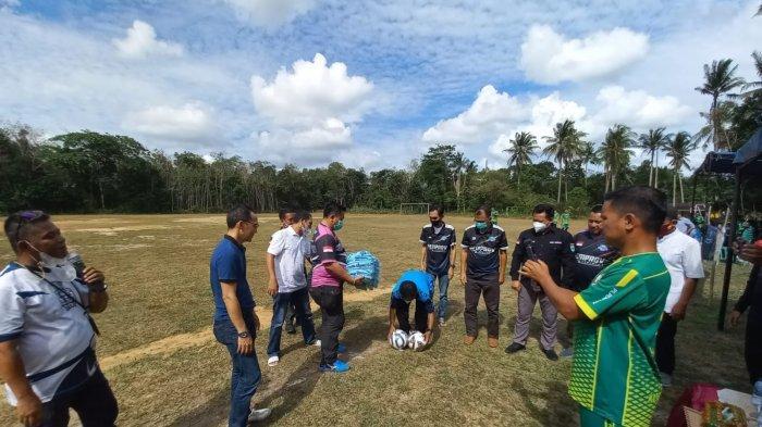 PSBPL Bangka Belitung Jalin Silaturahmi Melalui Sepak Bola