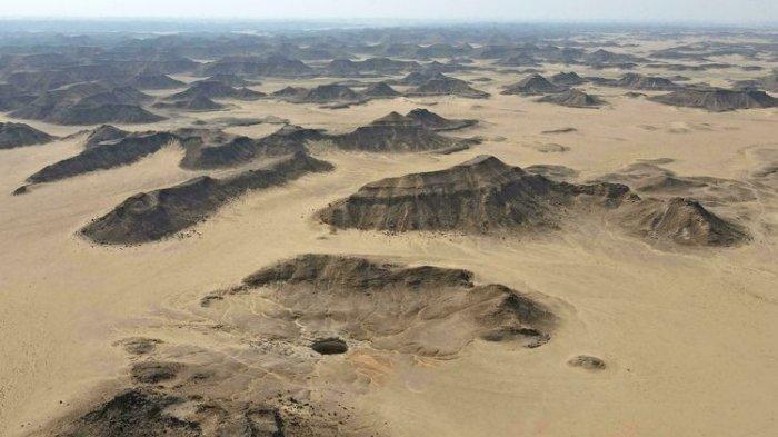 Ekspedisi Menguak Misteri Sumur Neraka di Yaman, Tempat Mengerikan, Disebut Penjaranya Jin