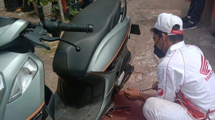 Roadshow Honda NSS Manggar, Gebyar Promo Bulan September
