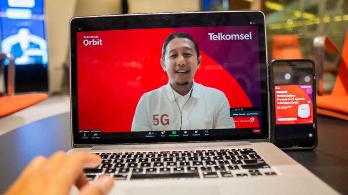 Telkomsel Orbit Akselerasikan Adopsi Gaya Hidup Digital untuk Segmen Keluarga di Indonesia
