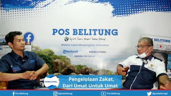 Dari Dana Umat, Baznas Belitung Memberikan Biaya Pendidikan Kuliah S1 di Al Azhar Mesir