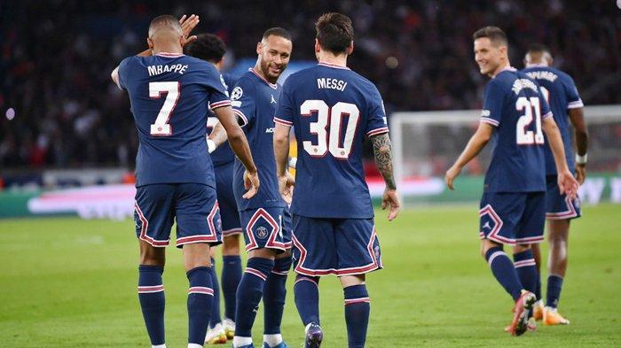Kylian Mbappe Angkat Suara Keberadaan Messi di Paris Saint-Germain
