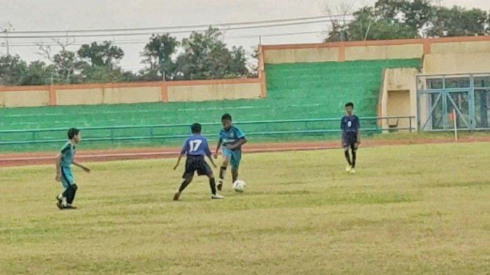 MU Bertengger di Puncak Klaseman Grup A Liga Sepak Bola Pelajar Belitung Timur 2021