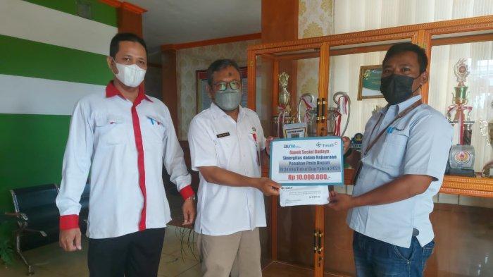 Cari Bibit Atlet, PT Timah Tbk Dukung Kejuaraan Panahan Piala Bupati Belitung Timur Cup tahun 2021