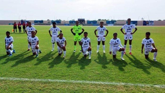 Sepak Bola Putri Bangka Belitung ke Semifinal PON XX Papua, Ade Mustikiana Cs Hadapi Lawan Berat