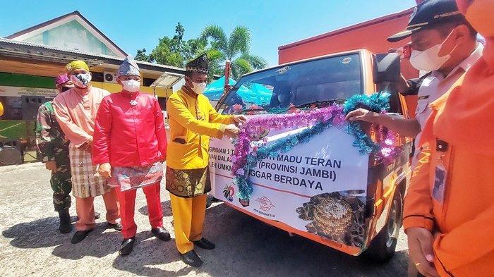 HUT ke-150 Kota Manggar, Camat Abdul : Kita Ingin Tingkatkan Pelayanan Humanis