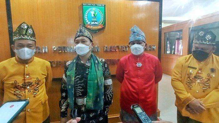 Istimewa! HUT ke-150 Kota Manggar Dihadiri Wakil Menteri ATR/BPN RI, Ini Pesan dan Harapannya