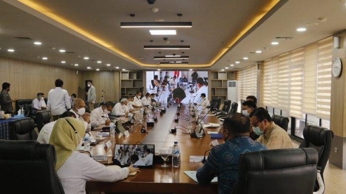 Atasi Kelangkaan BBM di Belitung, Gubernur Bangka Belitung Datangi BPH Migas
