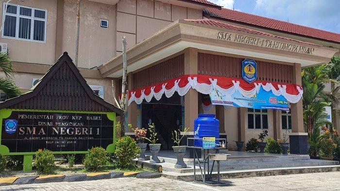 SMAN 1 Tanjungpandan Masuk 10 Besar Sekolah Terbaik se-Sumatera versi LTMPT