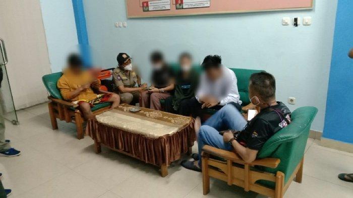 Satpol PP Belitung Amankan 4 Remaja Mabuk Lem, Dua Berstatus Pelajar