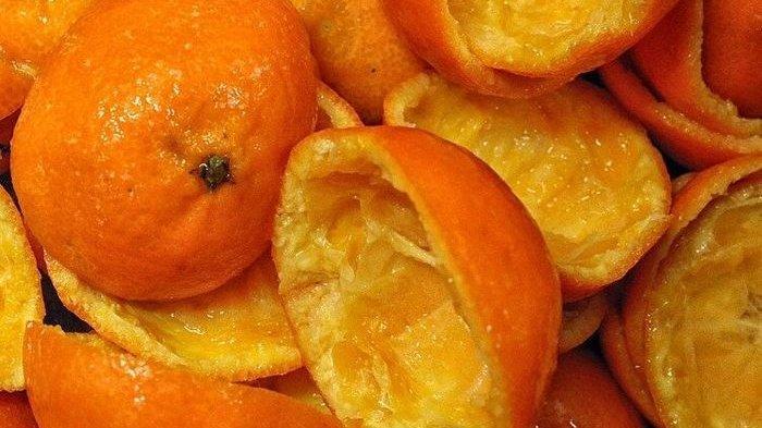 Kulit Jeruk Seringkali Dibuang karena Dianggap Tak Bermanfaat, Padahal Bisa Diolah Jadi Makanan Ini