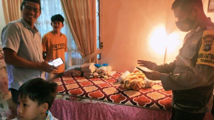 Istri Anggota DPRD Pangkalpinang Kaget usai Subuh Temukan Kain Putih Berisi Bayi di Depan Rumah