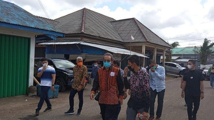 Ketua Umum PPI Punya Konsep Seperti Ini Untuk Pengembangan PPN Tanjungpandan Belitung
