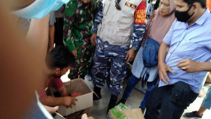 Polda Babel Berhasil Gagalkan Penyelundupan 28 Kg Ganja, IRT Diringkus di Pelabuhan Tanjung Kalian