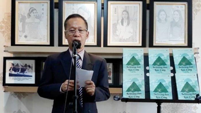 Angkat Harmonisasi Etnis Tionghoa dan Melayu, Pengacara Ini Tulis Novel, Belitung dan Kue Cang