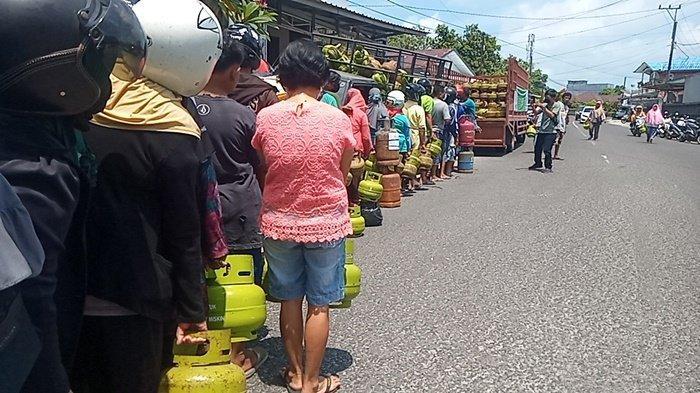Jual Gas Subsidi di Atas HET,Warga Bisa Laporkan Pangkalan atau Agen 'Nakal' Melalui Call Center 135