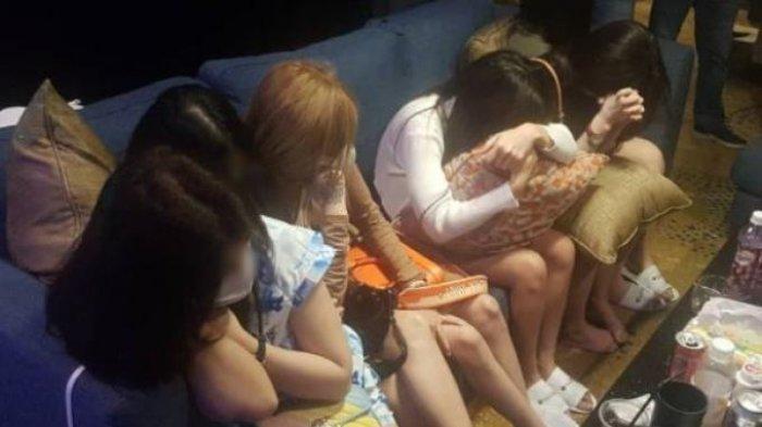 Dokter Digerebek Tiga Hari Pesta Seks, Belasan Wanita Teler di Kamar, Ditemukan 2 Kotak Kondom