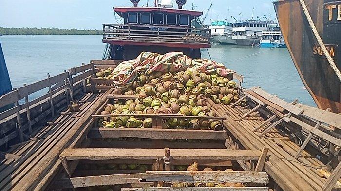 Setiap Pekan Minimal Dua Kapal Pengangkut Gas LPG Bongkar Muat di Pelindo II Belitung
