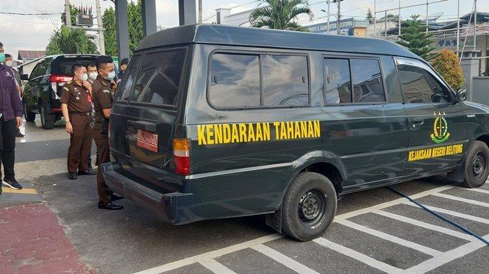 Kejari Belitung Terima Pelimpahan Kasus Pengrusakan Lingkungan Reklamasi Ilegal dari KLHK
