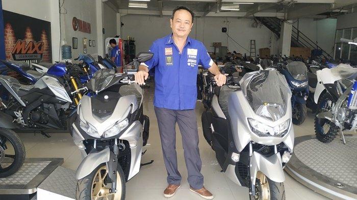 NMax Jadi Pilihan Utama Motor Yamaha di Belitung, Kini Ada NMax Connected yang Punya Fitur Canggih