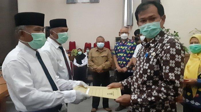 Dua Tahun Tertunda, Alhamdulillah Akhirnya 21 PPPK Angkatan Pertama di Belitung Timur Terima SK