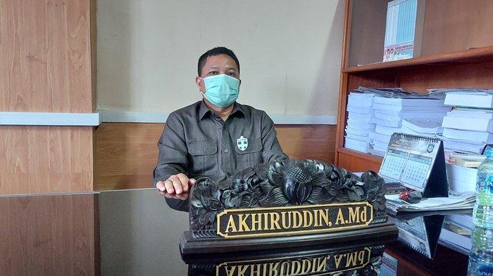 Anggota DPRD Belitung Timur Akhiruddin Desak Satgas Terbitkan Rilis Covid-19, Tekan Transmisi Lokal