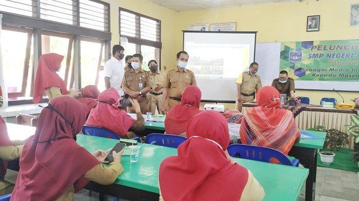 Tujuh Sekolah di Belitung Berlakukan BDR, Kasus Covid-19 Terjadi Pada Guru Hingga Siswa