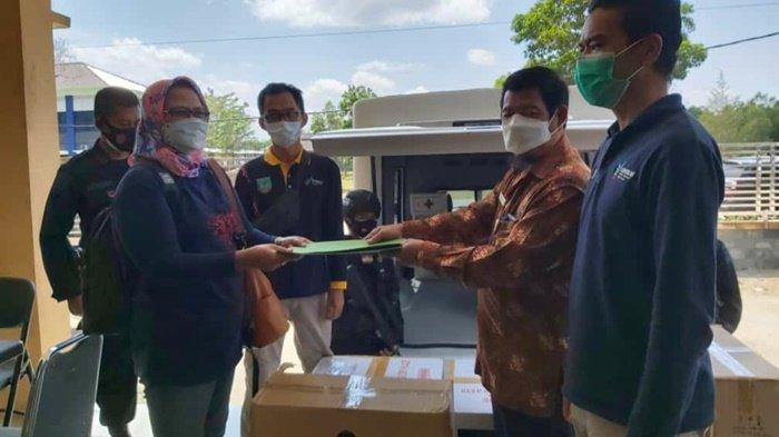 990 Dosis Vaksin untuk Pedagang, Wakil Rakyat, dan Guru Tiba di Belitung Timur Sore Ini