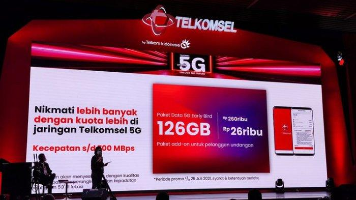 Daftar Ponsel yang Bisa Mengakses Jaringan 5G Telkomsel