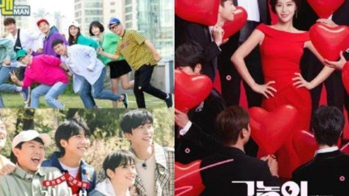 6 Program Acara Korea Setop Syuting Gegara Pandemi Covid-19, dari Drakor hingga Running Man!