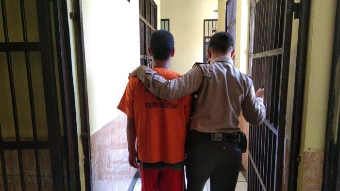 Diduga Cabuli Remaja Putri, Pria Ini Dilaporkan ke Polres Belitung
