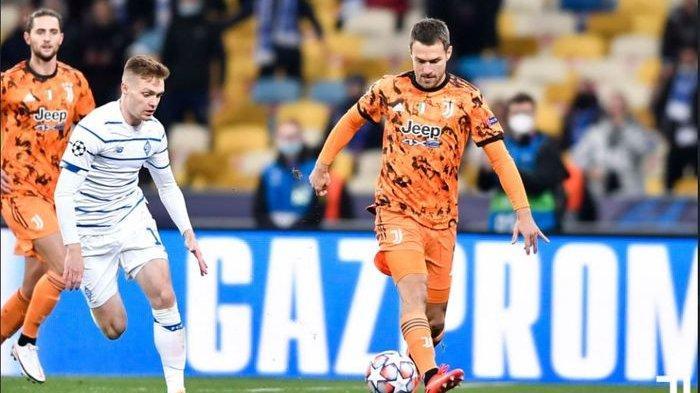 Hasil Dynamo Kyiv Vs Juventus, Terseok di Babak I Tanpa Cristiano Ronaldo, Morata Borong Dua Gol