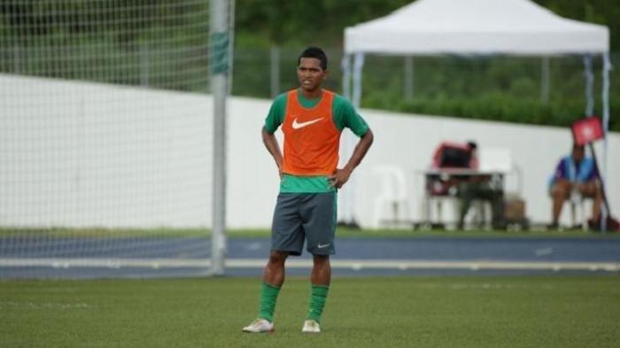 Tendang Bola ke Bangku Cadangan Thailand, Abduh Lestaluhu Tersulut Emosi Karena Ini