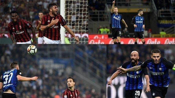 Rivalitas Inter Milan dan AC Milan di Bursa Transfer Pemain, Striker Pemilik 110 Gol Jadi Rebutan
