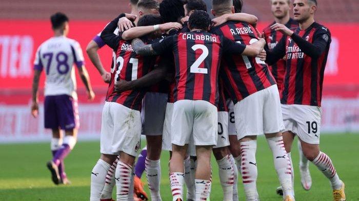Target Nyata AC Milan Bukan Scudetto! I Rossoneri Ingin Kembali ke Liga Champions