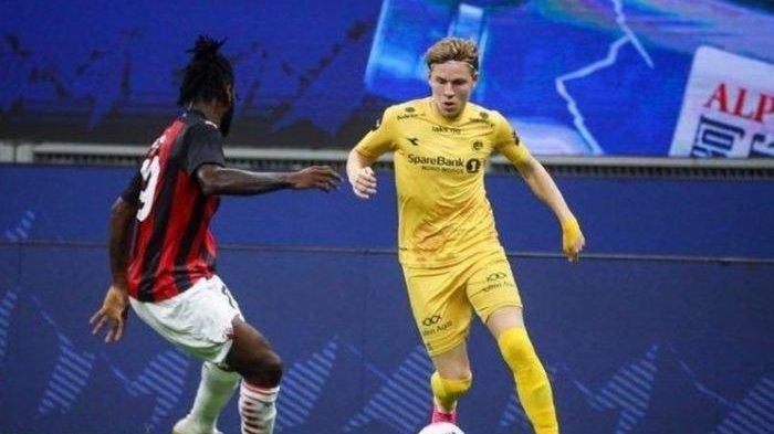 AC Milan Langsung Rekrut Penyerang Bodo/Glimt yang Bikin Bek-beknya Kocar-kacir