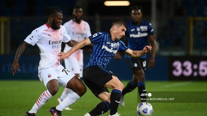 BERITA Liga Italia, AC Milan Raih Tiket Liga Champions Setelah Bungkam Atalanta