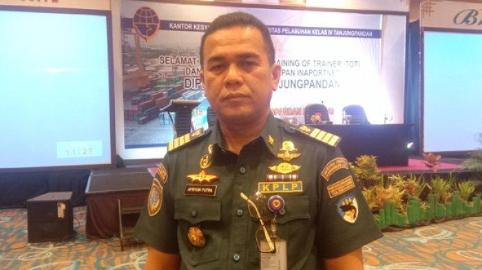 KSOP Tanjungpandan Resmikan Aplikasi Inaportnet Pengguna Jasa di Pelabuhan