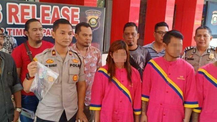 Pria di Palembang ini Relakan Istri kencan dengan Kakek 60 Tahun, Lalu Peras Selingkuhan Rp 50 Juta