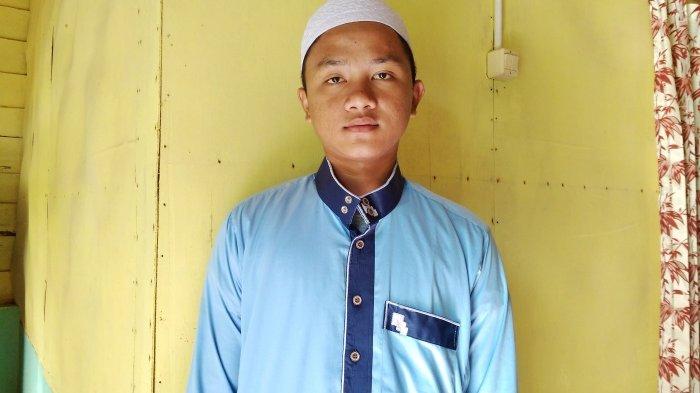 Dapat Hadiah Umroh Gratis dari Gubernur Babel, Remaja Penghafal Quran Ternyata Pemalu