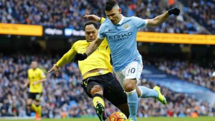 Manchester City Menang Telak Lawan Aston Villa