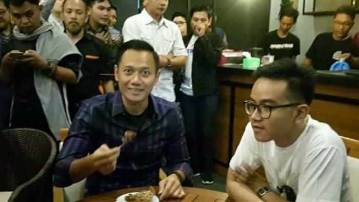 Gibran Sebut AHY Boleh dan Cocok Jadi Cawapres Dampingi Jokowi